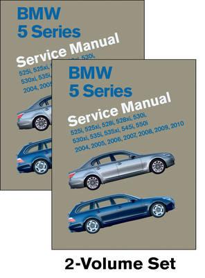 Picture of BMW 5 Series Service Manual 2004,2005,2006,2007,2008,2009,2010 (E60, E61)