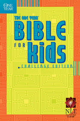 Picture of One Year Bible for Kids-Nlt