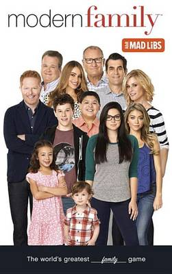 Picture of Modern Family Mad Libs