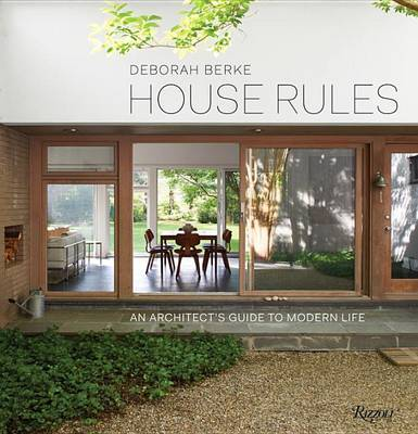 Picture of House Rules: An Architects Guide to Modern Life