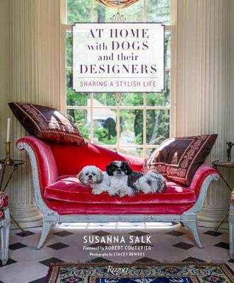 Picture of At Home with Dogs and Their Designers: Sharing a Stylish Life