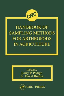 Picture of Handbook of Sampling Methods for Arthropods in Agriculture