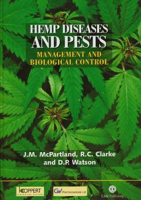 Picture of Hemp Diseases and Pests: Management and Biological Control