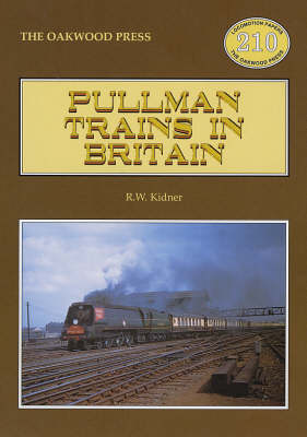 Picture of Pullman Trains of Great Britain