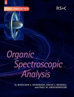 Picture of Organic Spectroscopic Analysis