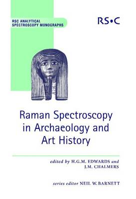 Picture of Raman Spectroscopy in Archaeology and Art History
