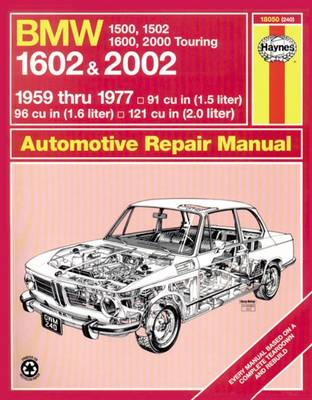Picture of B. M. W. 1602 and 2002 Owner's Workshop Manual