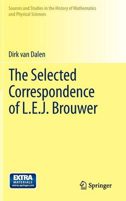 Picture of The Selected Correspondence of L. E. J. Brouwer
