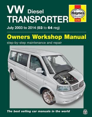 Picture of VW Transporter (T5) Diesel Owner's Workshop Manual