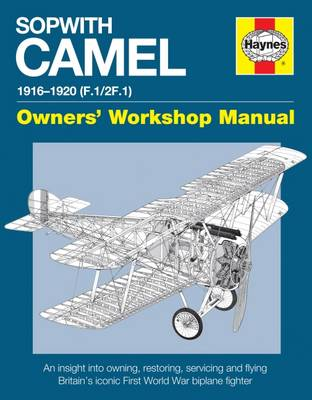 Picture of Sopwith Camel Manual: Models F.1/2F.1