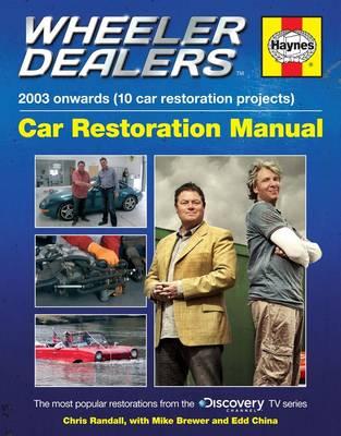 Picture of Wheeler Dealers Car Restoration Manual