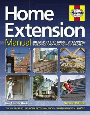 Picture of Home Extension Manual: Step-by-Step Guide to Planning, Building and Maintenance