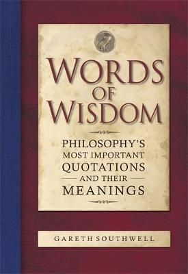 Philosophy, Religion & Spirituality - Words of Wisdom ...
