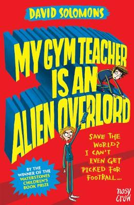 Picture of My Gym Teacher is an Alien Overlord