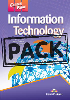 Picture of Career Paths: Information Technology: Students Book + (Class Audio Cds)