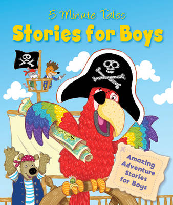 Picture of 5 Minute Tales: Stories for Boys