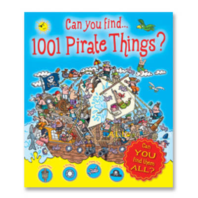 Picture of Can You Find 1001 Pirates and Other Things?