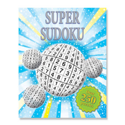 Picture of Super Sudoku