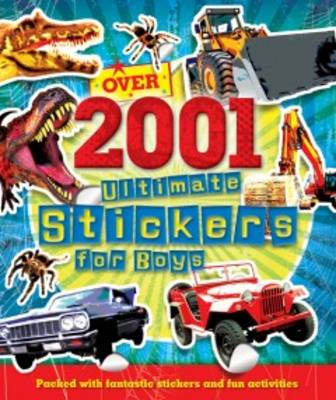 Picture of 2001 Ultimate Stickers