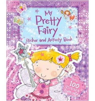 Picture of My Pretty Sticker Activity Book