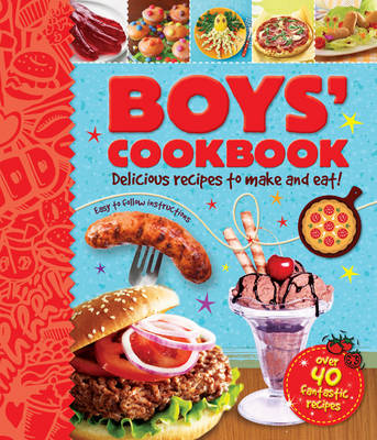 Picture of Boys' Cookbook