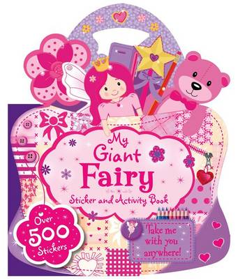 Picture of My Giant Fairy: Sticker and Activity Book