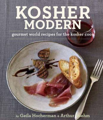 Picture of Kosher Modern: Gourmet World Recipes for the Kosher Cook