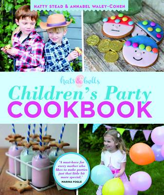Picture of Hats & Bells Children's Party Cookbook