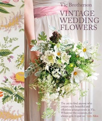 Picture of Vintage Wedding Flowers: Bouquets, button holes, table settings