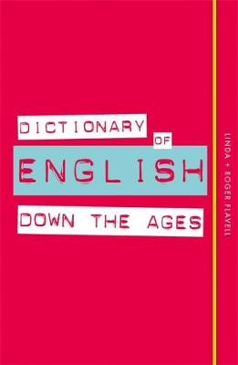 Picture of Dictionary of English Down the Ages