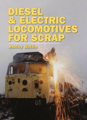 Picture of Diesel and Electric Locomotives for Scrap