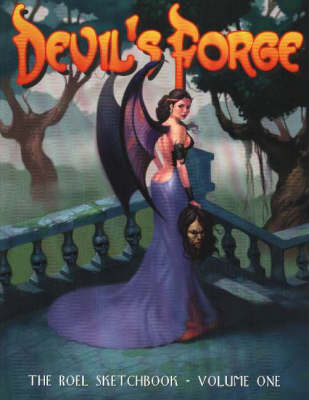 Picture of Devil's Forge: The Roel Sketchbook: v. 1