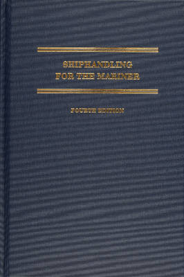 Picture of Shiphandling for the Mariner
