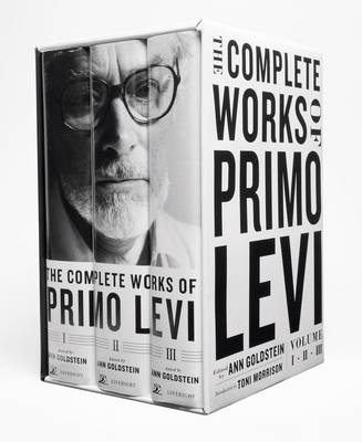 Picture of The Complete Works of Primo Levi