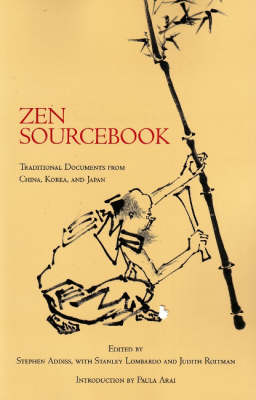 Picture of Zen Sourcebook: Traditional Documents from China, Korea, and Japan
