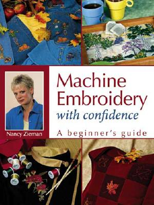 Picture of Machine Embroidery with Confidence