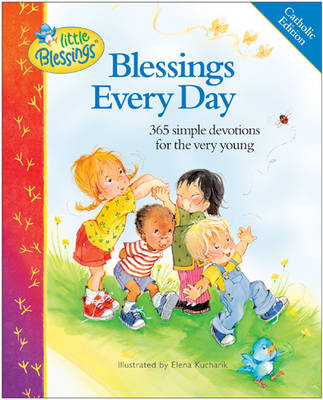 Picture of Blessings Every Day: 365 Simple Devotions for the Very Young