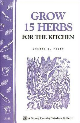 Picture of Grow Fifteen Herbs for the Kitchen