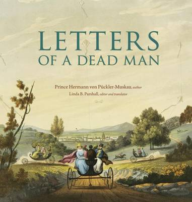 Picture of Letters of a Dead Man