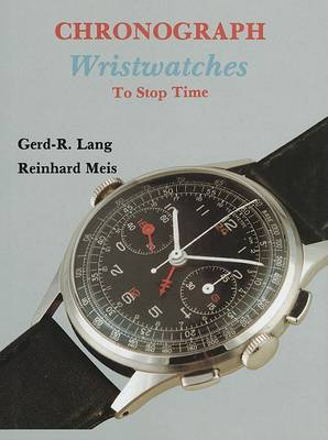 Picture of Chronograph Wristwatches: To Stop Time