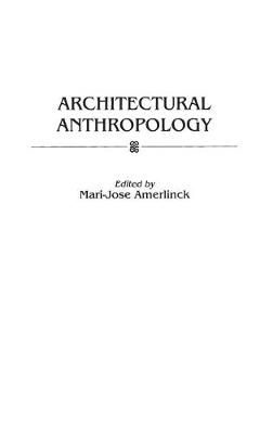Picture of Architectural Anthropology