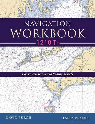 Picture of Navigation Workbook 1210 Tr: For Power-Driven and Sailing Vessels