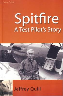 Picture of Spitfire: A Test Pilot's Story