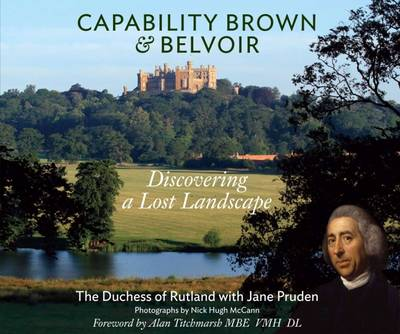 Picture of Capability Brown & Belvoir: Discovering a Lost Landscape