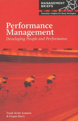Picture of Performance Management: Developing People & Performance