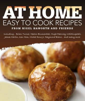 Picture of At Home Easy to Cook Recipes from Nigel Haworth and Friends