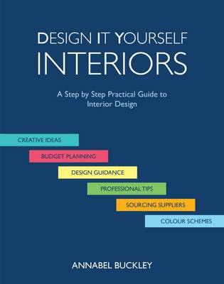 Picture of Design it Yourself Interiors: A Step by Step Practical Guide to Interior Design