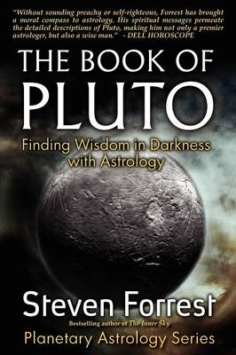 Picture of Book of Pluto: Finding Wisdom in Darkness with Astrology
