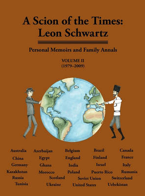 Picture of A Scion of the Times: Leon Schwartz, Volume II