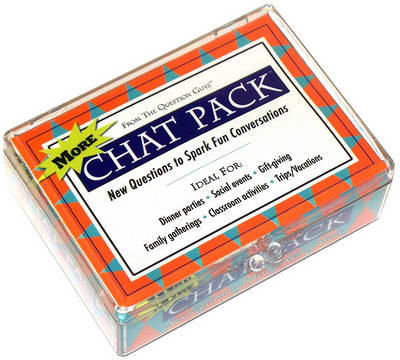 Picture of More Chat Pack Cards: New Questions to Spark Fun Conversations